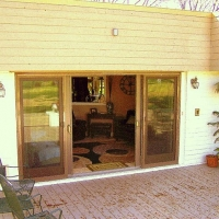 custom deck sliding doors wichita