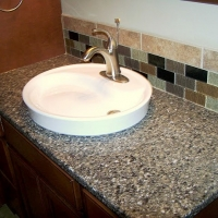 new faucet for bathroom remodel wichita