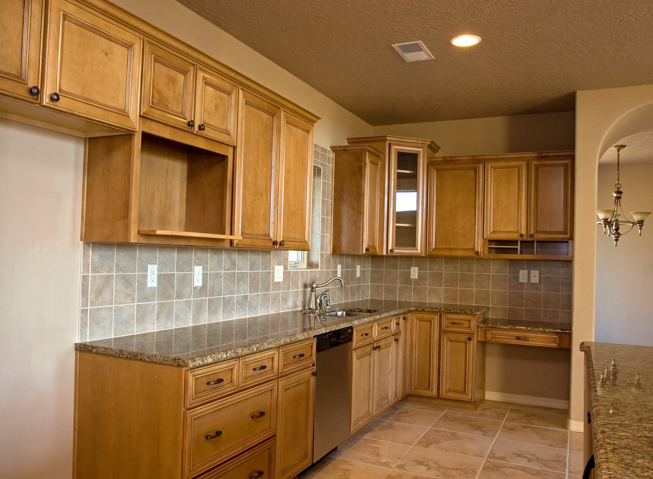 Kitchen Cabinets - Blue Ribbon Construction