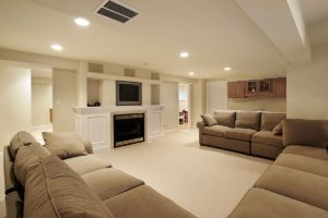 Wichita Basement Finishing and Remodeling